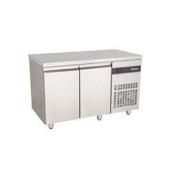 Inomak PN99 1.4m Two Door Fridge Counter