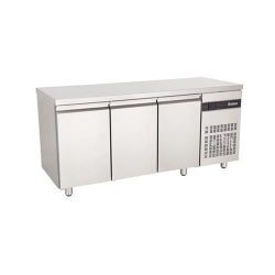 Inomak PN999 1.8m Triple Door Fridge Counter