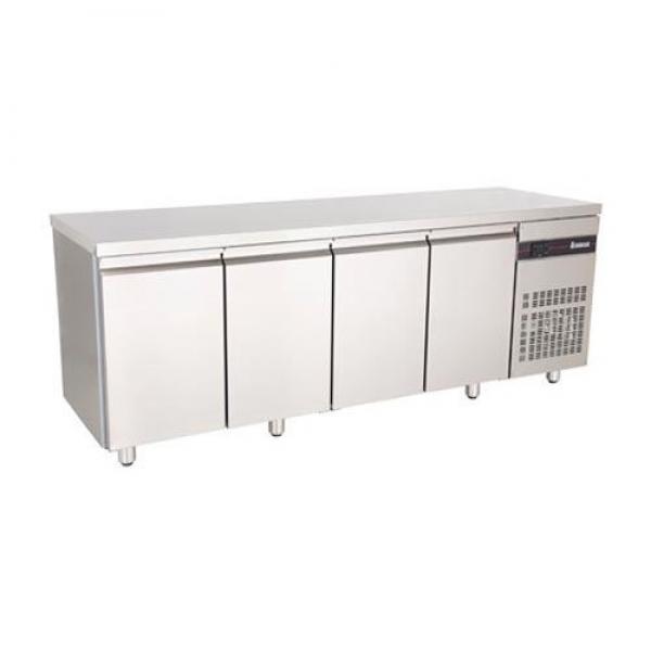 Inomak PN9999 4 Door Fridge Counter