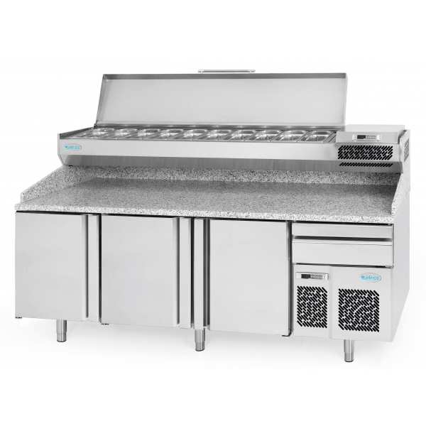 Infrico MP2300TAPA Pizza Prep Counter