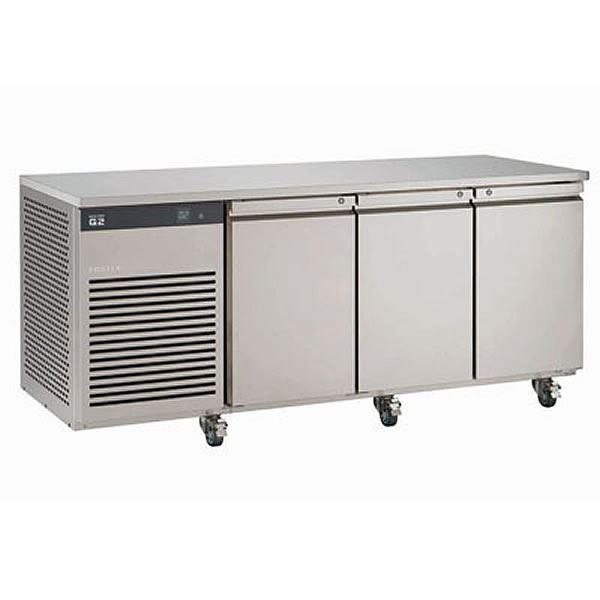 Foster EPRO 1/3M Eco Pro 3 Door Meat Chill Fridge Counter