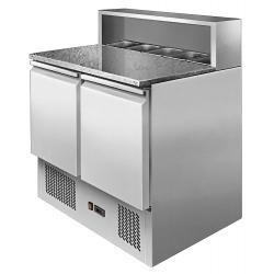 Interlevin EPI900 0.9m Gastronorm Preparation Counter