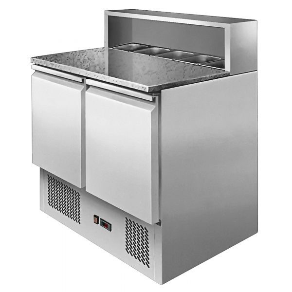 Interlevin EPI900 Gastronorm Preparation Counter