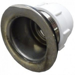Inomak IS-DRAINFIT Stainless Steel Drain Fitting 13/4""