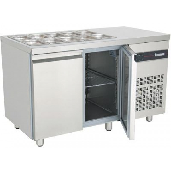 INOMAK ZN99 Saladette Counter
