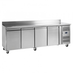 Tefcold CF7410 2.2m Gastronorm Freezer Counter
