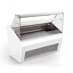 Valera PRONTO-FG188 1.9m Flat Glass Serve Over Counter