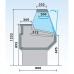 Mafirol Atena Flat Glass Unit Dimensions