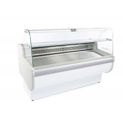 Igloo Rota 100M 1.1m Slimline Meat Serve Over Counter