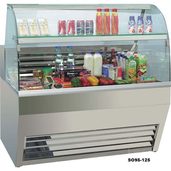 Frost Tech SO95/125 Serve Over Counter