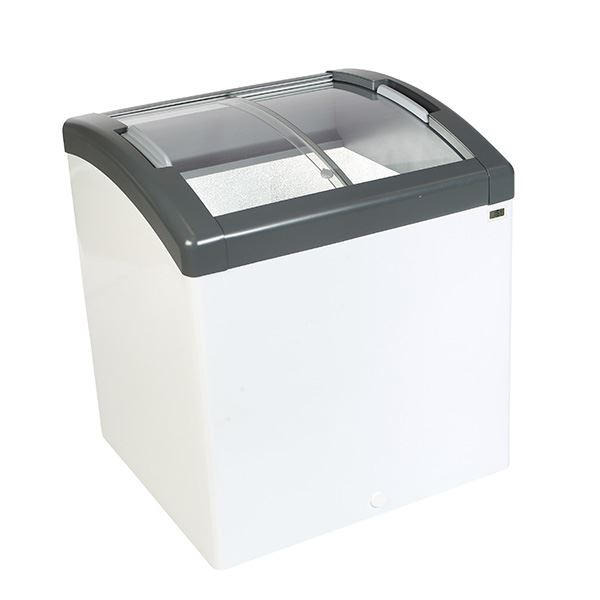 Elcold Focus 106 Display Chest Freezer
