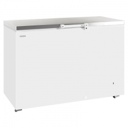 Tefcold GM400SS 1.3m Solid Lid Chest Freezer