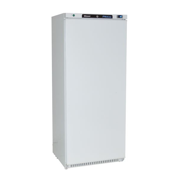 Blizzard Blueline L600WH Upright Storage Freezer
