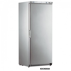 Mondial Elite NX60 600 Litres Stainless Steel Upright Storage Freezer