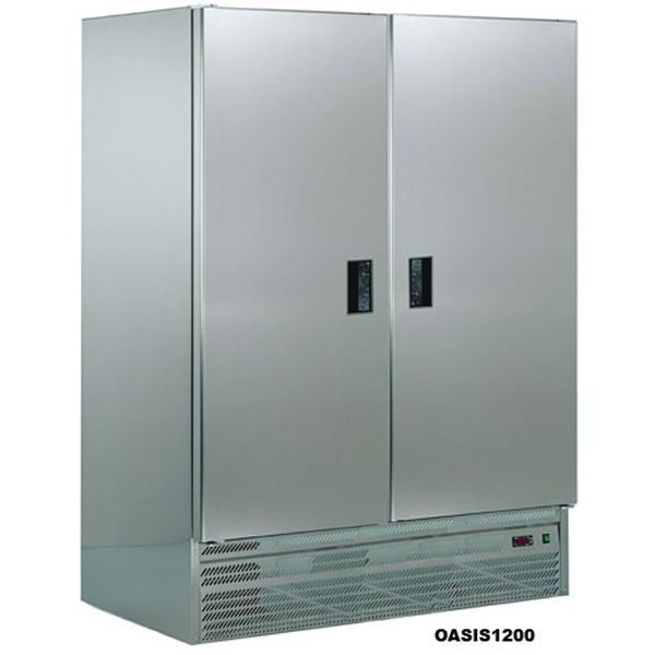 Studio 54 Oasis1200R Double Door Fridge