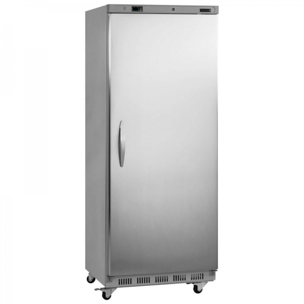 Tefcold UF700VS Stainless Steel Upright Storage Freezer