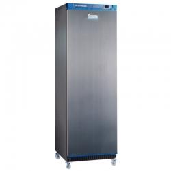 LEC CFS400ST 400 Litre Stainless Steel Storage Freezer