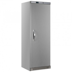 Tefcold UF400VS 400 Litre Stainless Steel Upright Storage Freezer