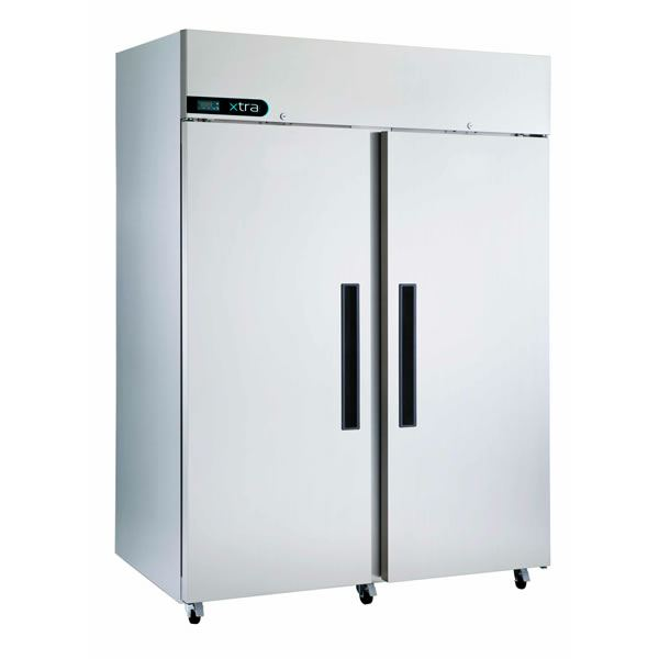 Foster Xtra XR1300H Double Door Fridge