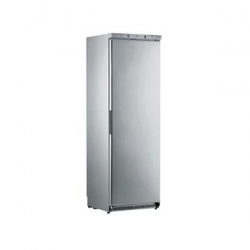 Mondial Elite PVX40M 380 Litre Stainless Steel Upright Meat Fridge