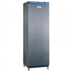 LEC CSR400ST 400 Litre Single Door Stainless Steel Storage Fridge