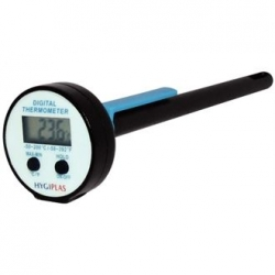 Hygiplas Round Insertion Thermometer