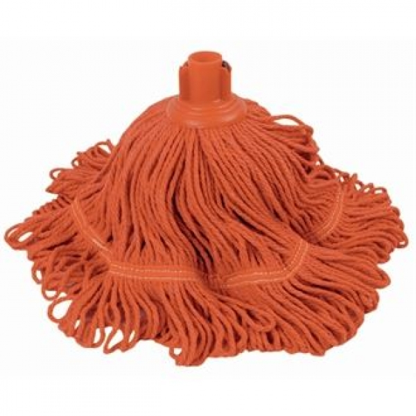 Jantex Red Antibacterial Bio Fresh Socket Mop Head