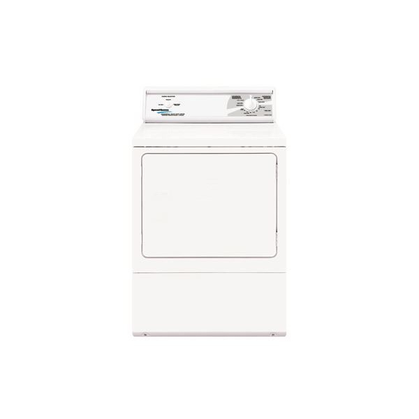 Speed Queen LES27 Heavy Duty Front Loading Electric Dryer