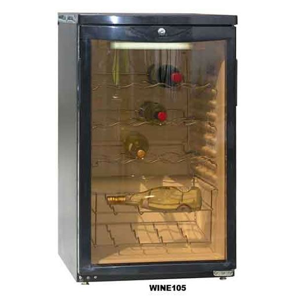 Blizzard WINE105 Wine Cooler