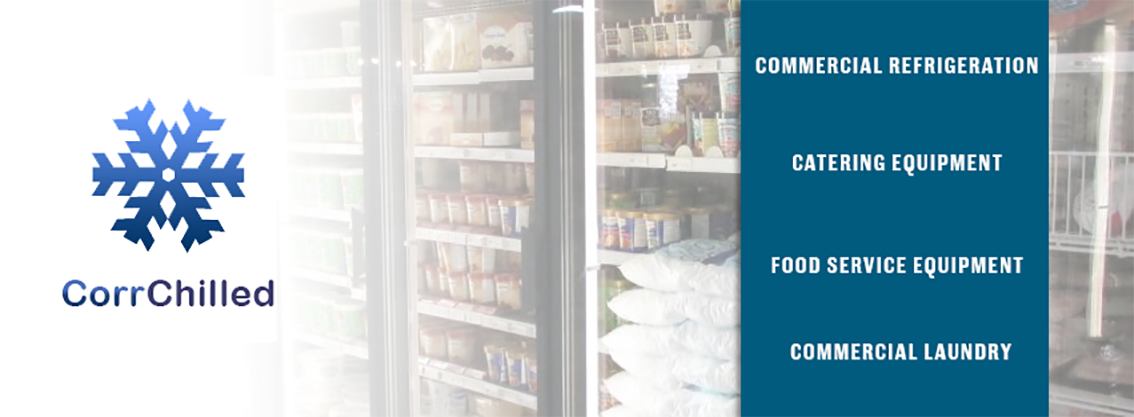 Corr Chilled - Commercial Refrigeration and Catering
