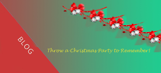 Throw a Christmas Party to Remember!