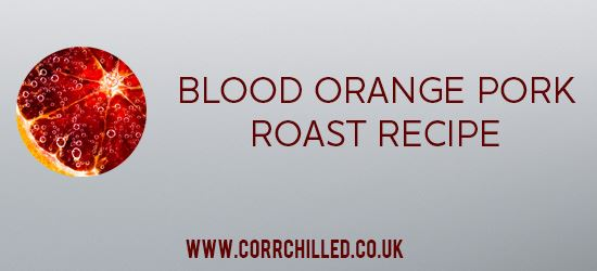 Blood Orange Pork Roast Recipe