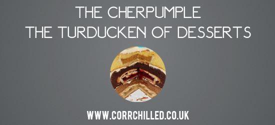 The Cherpumple - The Turducken of Desserts