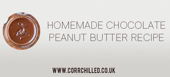Homemade Chocolate Peanut Butter Recipe