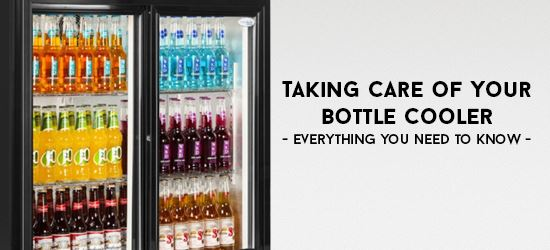 Taking Care Of Your Bottle Cooler