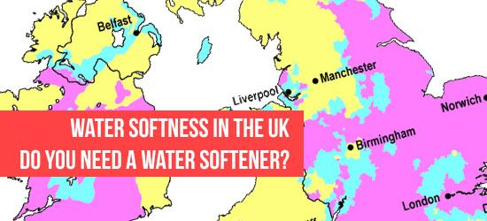 Water Softness in the UK - Do You Need a Water Softener?