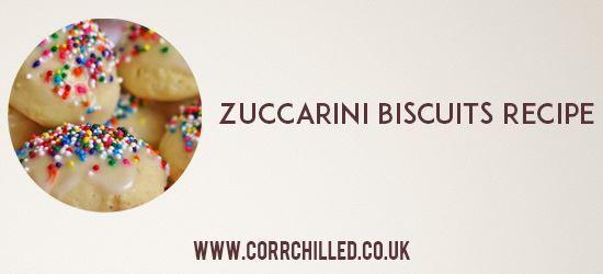 Zuccarini Biscuits Recipe
