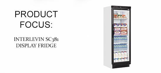 Product Focus: Interlevin SC381 Upright Display