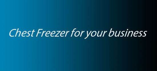 Choosing the Best Chest Freezer For You