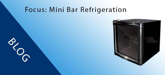 Mini Bar Display Refrigeration